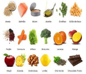alimentos que ajudam a perder a barriga rapidamente