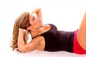 exercícios para perder a barriga em casa