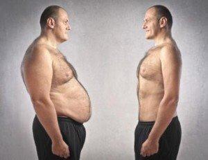 como perder barriga
