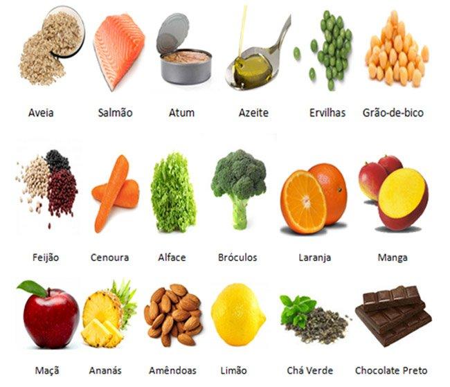 Alimentos Emagrecedores