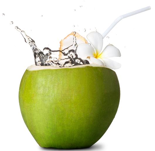 Coco verde beneficios e maleficios
