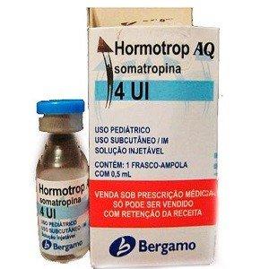 Hormônio do crescimento - GH