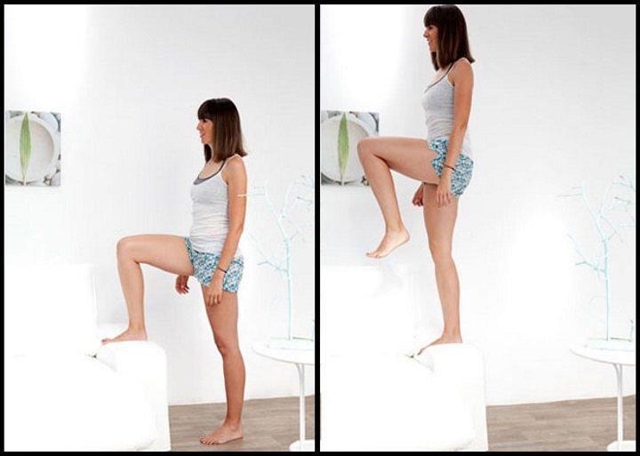 exercicio gluteos elevação