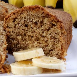 Banana com Casca sem Glúten