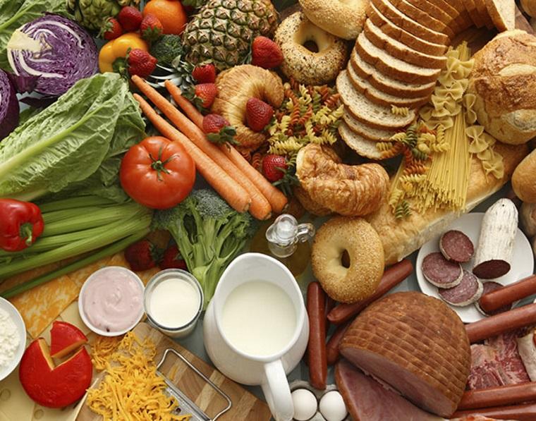 alimentos ricos em gorduras e lipídios