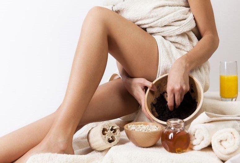 café quente tira esfoliação com café elimina café com óleo de amendoas para para o rosto creme caseiro