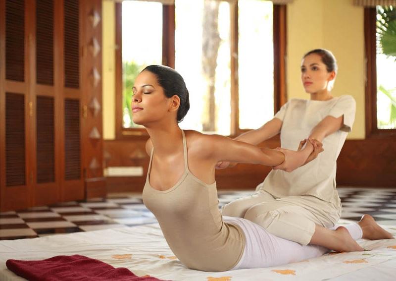 massagem cura sen